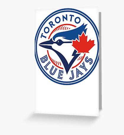 Toronto Blue Jays ii Greeting Card