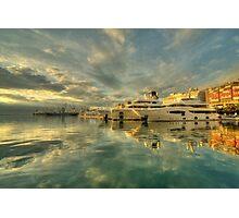 Rijeka Yachts  Photographic Print