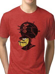 Desert Alien Tri-blend T-Shirt