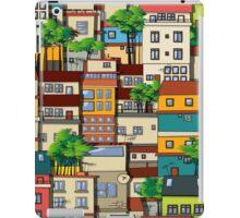 Favela seamless pattern iPad Case/Skin