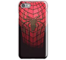 Comic-Colored Spider-Man iPhone Case/Skin