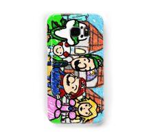 The Mushroom Kingdom Samsung Galaxy Case/Skin