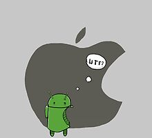 Android Vs Apple: Once Bitten Twice Shy by SylayS