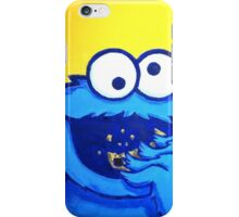 C is for Cookie Monster iPhone Case/Skin