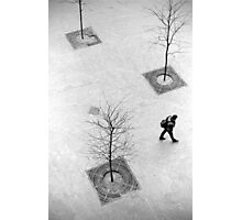 Streets of Boston 1 Photographic Print