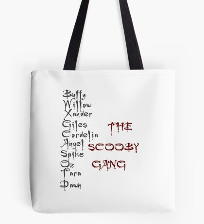 Scooby Gang Tote Bag