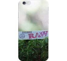 rolling in the redwoods iPhone Case/Skin