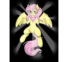 Fluttershy - Shining Kindness Photographic Print
