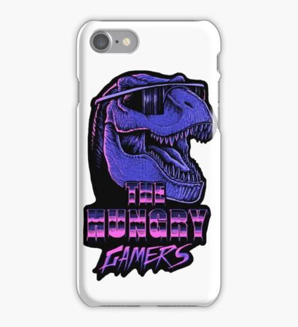 The Hungry Gamers x Head of Craig iPhone Case/Skin