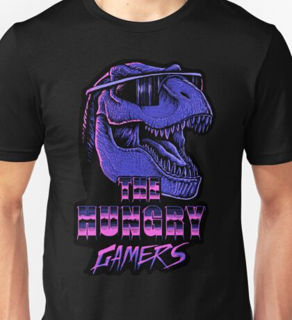 The Hungry Gamers x Head of Craig Unisex T-Shirt