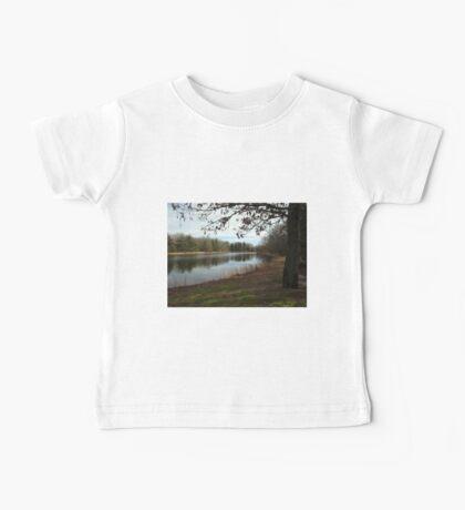 Winter Woodlands Baby Tee