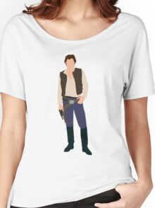Han Solo Women's Relaxed Fit T-Shirt
