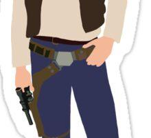 Han Solo Sticker