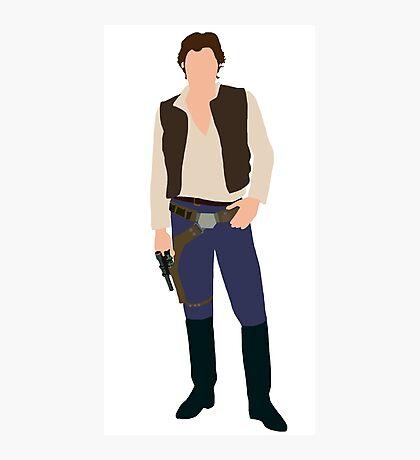 Han Solo Photographic Print