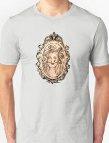 a lady's companion T-Shirt