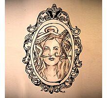 a lady's companion Photographic Print