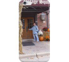 di at the squire iPhone Case/Skin