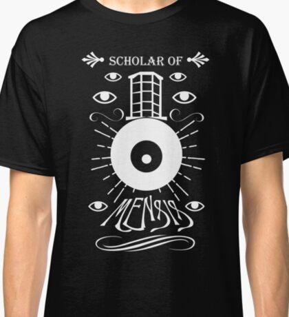 Mensis Scholar Classic T-Shirt