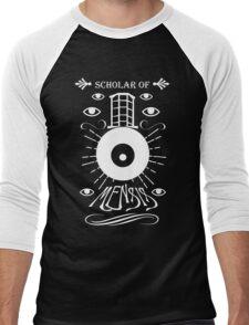 Mensis Scholar Men's Baseball ¾ T-Shirt