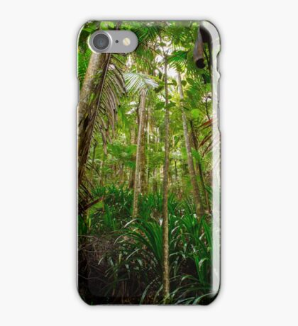 Forest Untouched iPhone Case/Skin