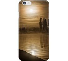 Spring Sun Rise at Lake Burley Griffin (Canberra/ACT/Australia) (5) iPhone Case/Skin
