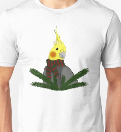 Season Bird - Winter  Unisex T-Shirt