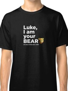 ROBUST Bear Empire quote white Classic T-Shirt