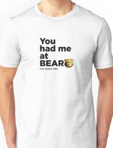 ROBUST Bear Jerry quote Unisex T-Shirt