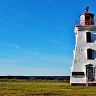 Cape Egmont Lighthouse, PEI by Kathleen Daley