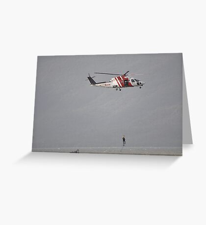 Townsville Air Show,Australia 2016-RAAF Sikorsky S-76  Greeting Card