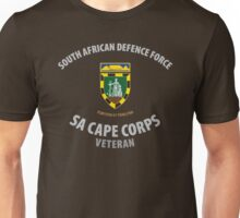 SADF South African Cape Corps (SACC) Veteran Unisex T-Shirt