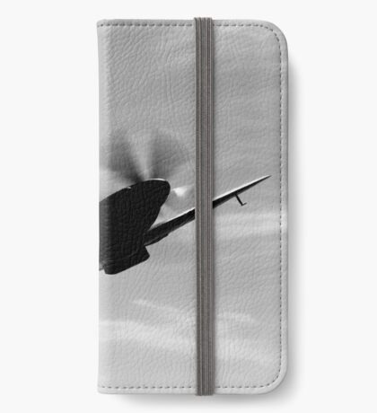 Supermarine Spitfire Mk-18 iPhone Wallet/Case/Skin