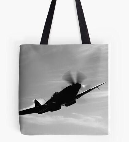 Supermarine Spitfire Mk-18 Tote Bag