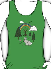 Cute Nature Scene T-Shirt