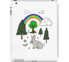 Cute Nature Scene iPad Case/Skin