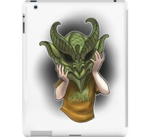 Trick or Treaters - Little Demon iPad Case/Skin
