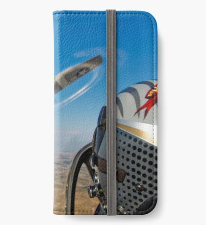 The Horsemen Aerobatic Flight Team iPhone Wallet/Case/Skin