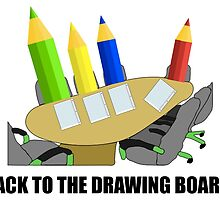 Back To The Drawing Board by DolceandBanana