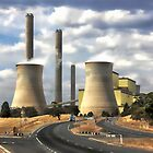 Loy Yang Power Station by Kerry  Hill