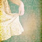 The yellow dress. by Lyn  Randle