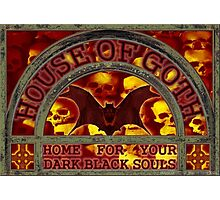 HOUSE OF GOTH - 116 Photographic Print