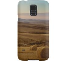 Wheat fields of the Overberg  Samsung Galaxy Case/Skin