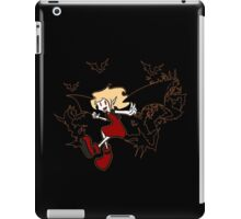 Little Vampire iPad Case/Skin