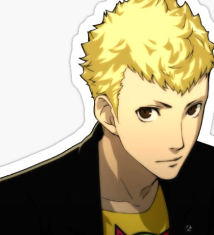 Persona 5 - Ryuji  Sticker