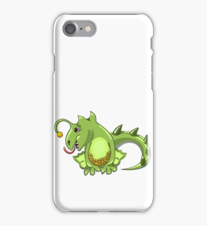 small dragon play with boll iPhone Case/Skin