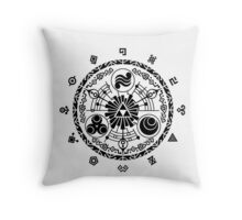 Legend of Zelda TRIFORCE Throw Pillow
