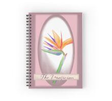 The Magician - Tarot Card Spiral Notebook
