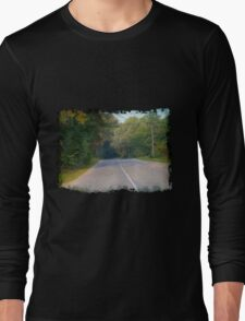 Rural Road Long Sleeve T-Shirt