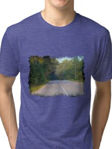 Rural Road Tri-blend T-Shirt
