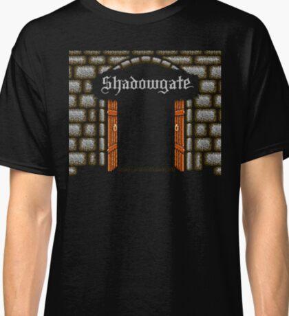 Shadowgate (NES Title Screen) Classic T-Shirt